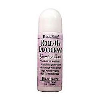 Home Health Herbal Magic Roll On Deodorant, Jasmine 3 Fl Oz