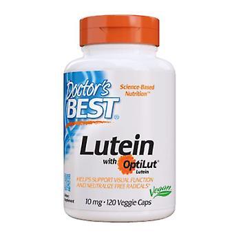 Lääkärit Best Lutein, 10 mg, 120 vcaps