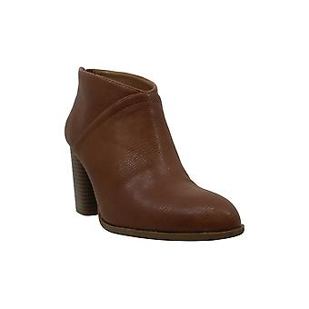 Style & Co. Womens Monya Leather Closed Toe Ankle Fashion Boots