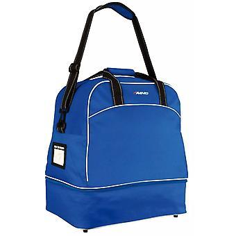 Avento jalkapallo laukku seniori koboltti sininen