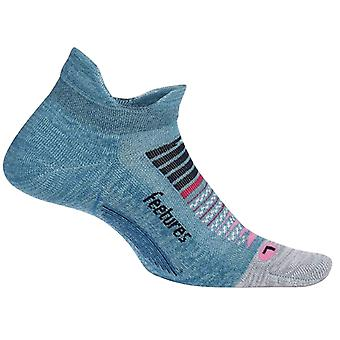 Feetures Unisex Elite Light Cushion No Show Tab Sock