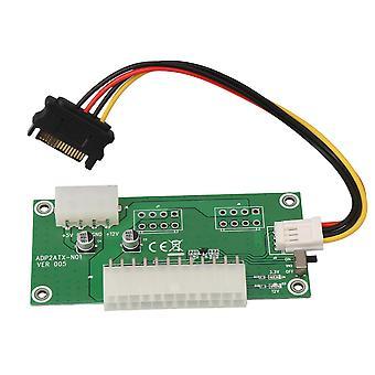 Tarjeta de arranque síncrona del conector de fuente de alimentación ATX de 24 pines de 10,3x4,9x1,2 cm ATX
