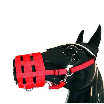 Comfort Horse Mouth Cover, Bridle Safety Grazing Muzzle Halter
