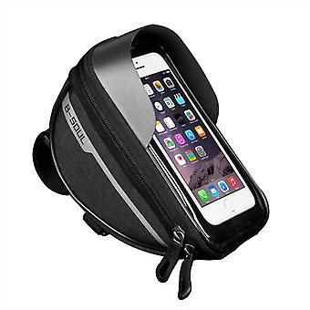 Cycling, Bicycle, Bike Head Tube Handlebar, Cell Mobile Phone Bag Holder Case
