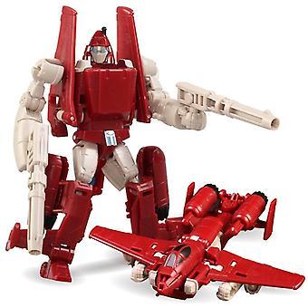 Transformation Robot Car, Rocket, Mini Pocket Toy For