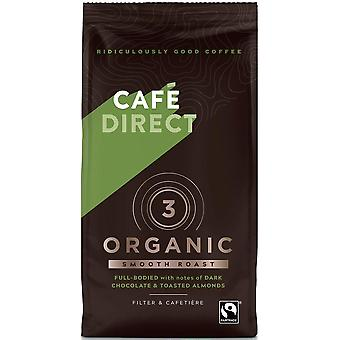Cafedirect Fairtrade (FCR1003N) OrganicANIC GRD 6 x 227g