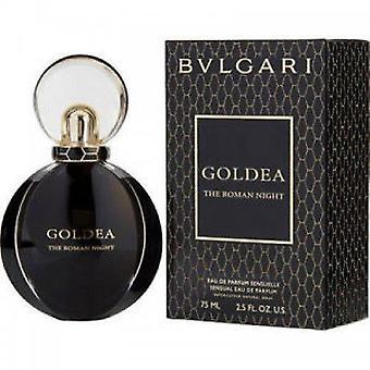 Bvlgari Goldea Den romerska natten Sensuelle Eau de parfum spray 75 ml