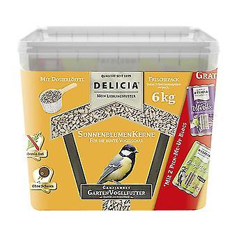 FRUNOL DELICIA® Delicia® Sunflowerseeds, 6 kg