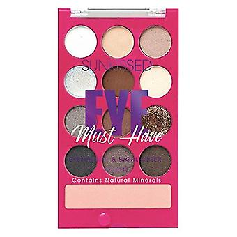 Sunkissed Eyes Must Have Palette 10 x 0.9g