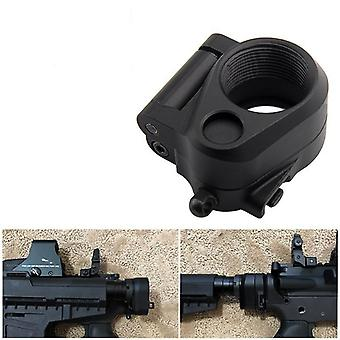Folding Stock Adapter Airsoft Hunting Accessory
