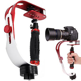 Afunta aluminum alloy handheld video camera stabilizer steady, compatible for gopro, cannon, nikon o