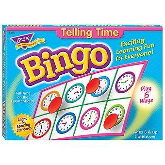 Raccontare il gioco di bingo del tempo