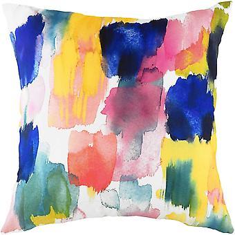 Evans Lichfield Aquarelle Brush Stroke Cushion Cover