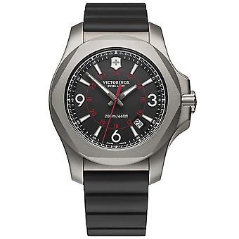 Reloj para hombre Victorinox 241883, cuarzo, 43 mm, 20ATM