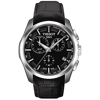 Tissot T035.439.16.051.00 Couturier Chronograph Gmt Miehet's Watch
