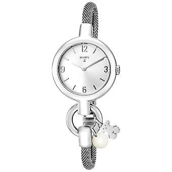 Tous watches hold watch for Women Analog Quartz with stainless steel bracelet 800350870
