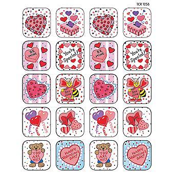 Pegatinas de San Valentín