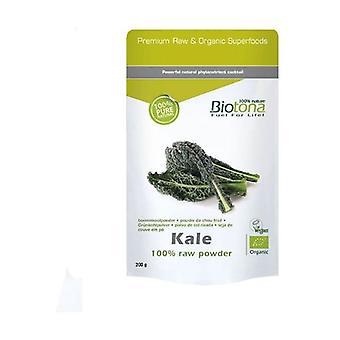 Kale Raw Organic Kale 120 g