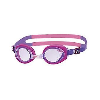 Zoggs Little Ripper Swim Goggle 0-6yrs- Tinted Lens - Pink Frame