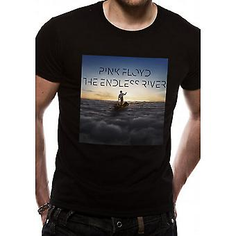 Pink Floyd Unisex Adultes The Endless River Print T-Shirt