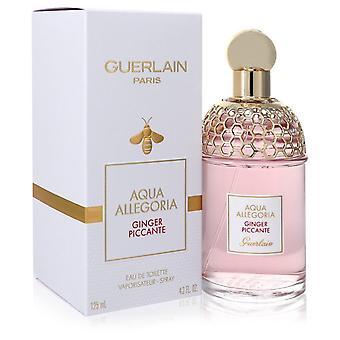 Aqua Allegoria Ginger Piccante af Guerlain EDT Spray 125ml