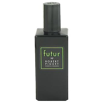 Futur Eau De Parfum vaporizador (probador) por Robert Piguet 3.4 oz Eau De Parfum Spray
