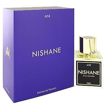 Nishane Ani Extrait De Parfum Spray (Unisex) By Nishane 3.4 oz Extrait De Parfum Spray