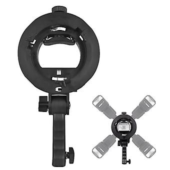 S-type Flash Bracket - Support Bowens Mount