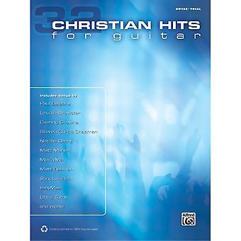 32 Christian Hits für Gitarre -