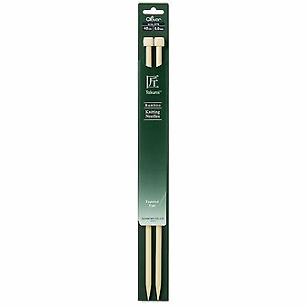Pasadores de punto de trébol: de un solo fin: Takumi Bamboo: 40cm x 8.00mm