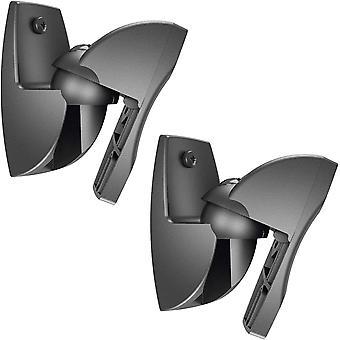 Vogel's VLB 500 Universelle Lautsprecher Boxenhalterung Wandset, Schwenkbar bis zu 180