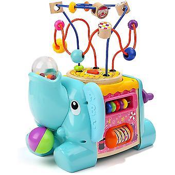 HanFei Motorikwrfel Baby ab 1 Jahr Geburtstag Geschenk, Motorikspielzeug Kinder Spielzeug Jungen und