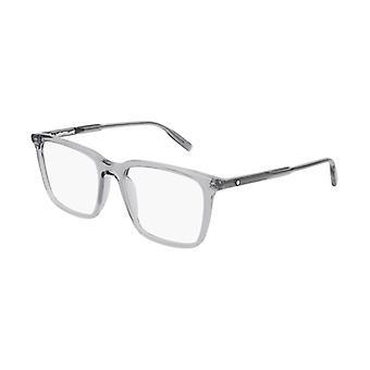 Montblanc MB0011O 008 Grey Glasses
