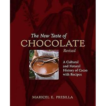 Maricel E. Presillan uudistama suklaan uusi maku