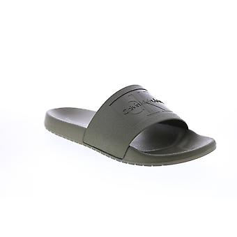 Calvin Klein Взрослый Мужчины Винченцо желе слайды сандалии