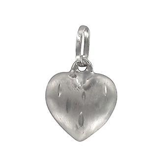 Pasionista-Women's Pendant in Sterling Silver 925 Rhodium Plated, Matt Finish 612157