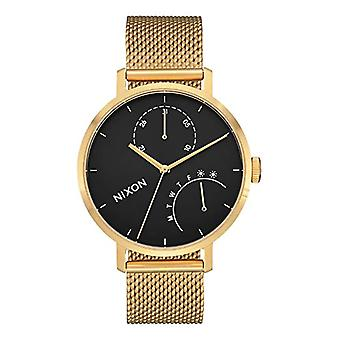 Nixon Analogueic Watch Quartz Woman with Stainless Steel Strap A1166-513-00