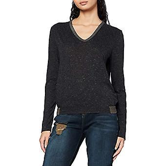G-STAR RAW Neppy Slim T-Shirt, Dk Svart C535/6484, M Kvinna