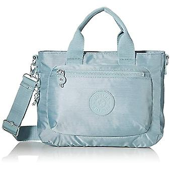 Kipling Miho S, Bag with Long Handle Woman, Navy Polishing, One Size