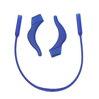Redondo Anti-azul luz niños protección de la computadora anteojos Ultra Light Marco