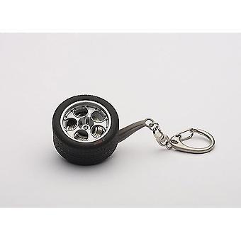Lamborghini Murcielago Wheel Keychain