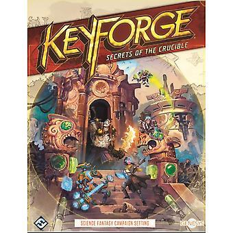 KeyForge: Upokkaaseen salaisuudet: Genesys RPG