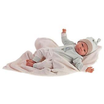Reborn doll Antonio Juan Bertin (52 cm)