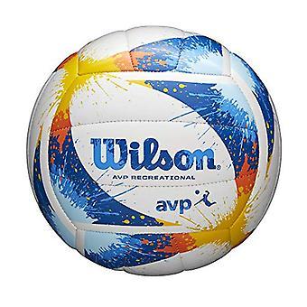 Wilson Splatter AVP Volleyball Official Multi