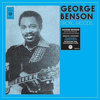 George Benson - Vinilo de Estados de ánimo eróticos