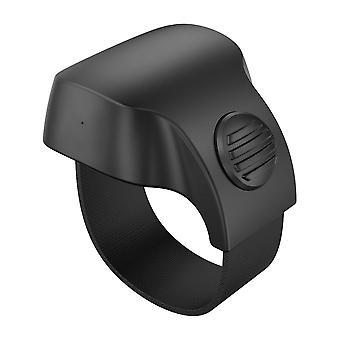 Telefon kamera távoli bluetooth vezérlő intelligens ujjgyűrű hordható eszközök