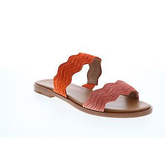 Frye Adult Womens Mira Wave Slide Slides Sandals