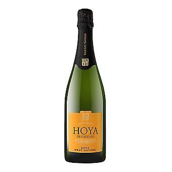 Mousserende vin Hoya de Cadenas Brut Nature (75 cl)