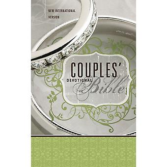 NIV Couples Bible dévotionnelle Relié par Zondervan