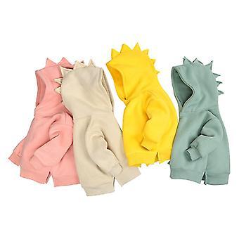 Kinder Baby Kleidung für Jugendliche Sweatshirt Dinosaurier Kapuzenhemd